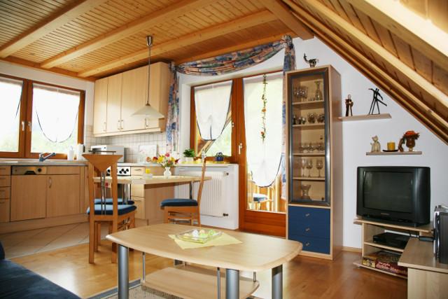 Ferienwohnung Ottenhoefen Küche