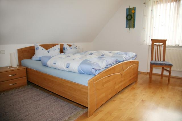 Ferienwohnung Ottenhoefen Schlafzimmer