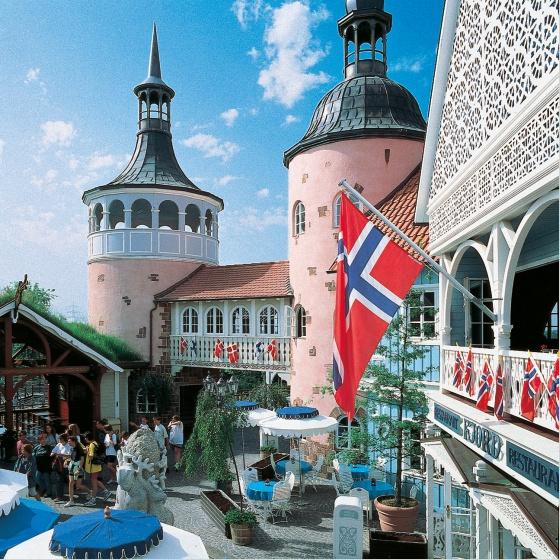 Parkplan Nr.: 650 Themenbereich: Skandinavia